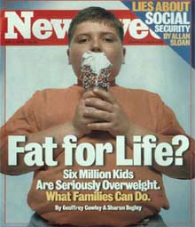 Fat Kids Newsweek