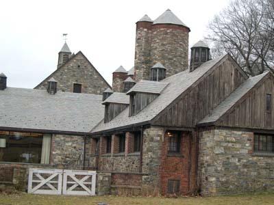 Stone Barns Center In New York Splendor In The Snow