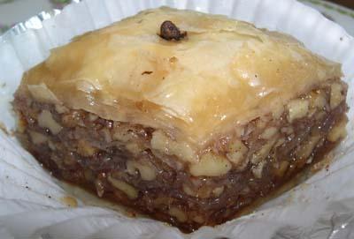 Astonishingly fine armenian baklava foodmuseumblog for Armenian cuisine history